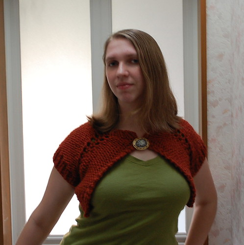 My Anthropologie Capelet