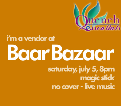 4th of July Weekend Baar Bazaar