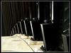 Monochrome Aeroport de Saint Exupery Lyon France (Jerome Mercier) Tags: leica france architecture airport architect aeroport saintexupery archi saintex leicadigilux3 digilux3 jeromemercier aeroportsaintexupery airportlyon jeromemercierphoto jmbook bookjm