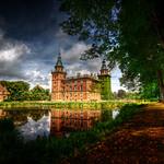 Marsvinsholm castle | HDR