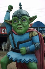 Yoda as a Mongol Warrior - 15