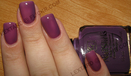 Cover Girl NailSlicks - Sheer Orchid