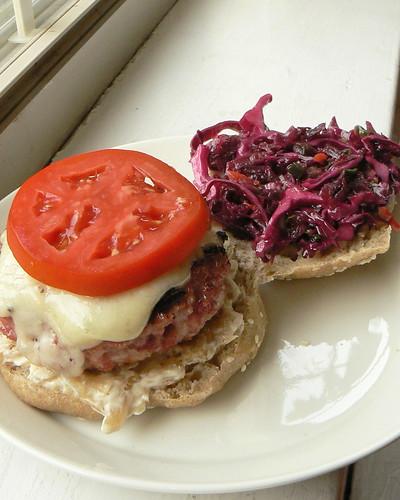Ham-Burger Bonne Femme