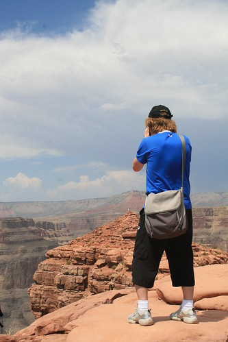 Eole900 takes a shot at Grand Canyon