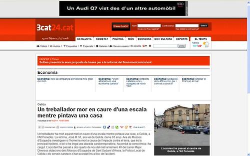 El 3cat24.cat ha publicat una foto meva sense permís