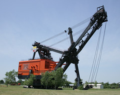 7992cs (jeff_cowell) Tags: ks kansas 2008 bigbrutus coalmining westmineral electricshovel 2ndlargest jeffcowell jrcowellcom