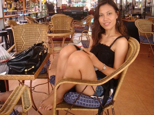 Thai sexy feet
