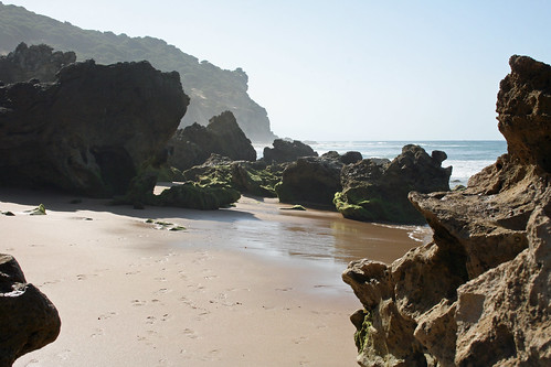 The nude beach in Los Caños de Mecca. PhotoBy Blackpepper eye