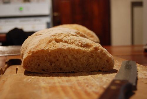 Ciabatta 14 - Baked and sliced by Lilandra, on Flickr