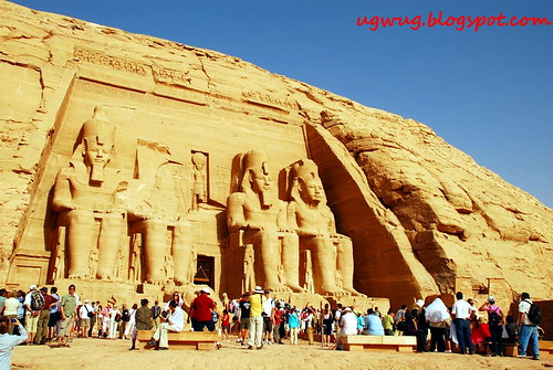 Abu Simbel - Temple of Ramesses II