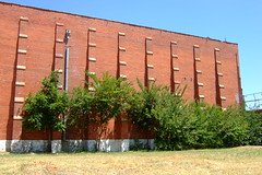 Old Swift-Armor Meat packing plant at stockyards (Walker the Texas Ranger) Tags: plant break packing meat prison fortworth sona swiftarmor