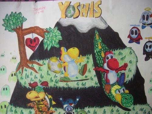 cute pics of yoshi. cute pics of yoshi. A cute illustration of Yoshi,
