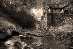 Ramsdale Mill, Sutcliffe Style. (Tall Guy) Tags: uk mill canon landscape photography photo photos yorkshire photograph enjoy northyorkmoors tallguy anawesomeshot ramsdalemill