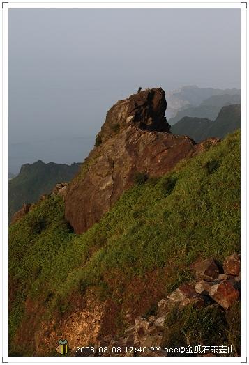 2008.08.08金瓜石茶壺山爬山 (4)
