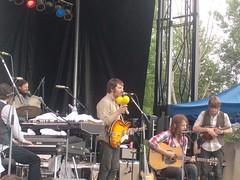 Fleet Foxes (Miranda Harp) Tags: chicago musicians explore fleetfoxes pitchforkmusicfestival2008