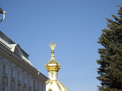 The East Chapel (VincciWincci) Tags: stpetersburg russia peterhof eastchapel