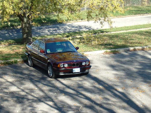 Bmw 535i E34. pictures Cars: BMW 535i (E34)