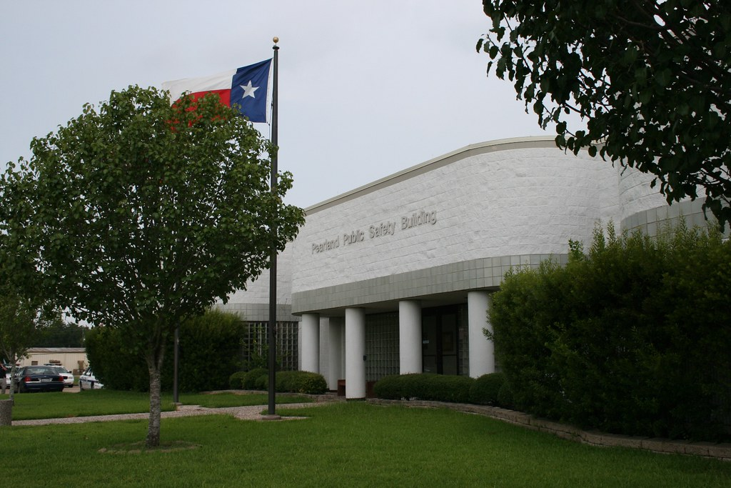 Pearland Public Safety Building