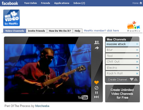 2789625198 23a2fd08c0 Create personalized music video channels with MeeVideo