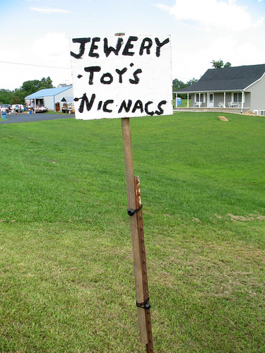 127 Yard Sale (6) - Jewery, Toys and Nic Nacs