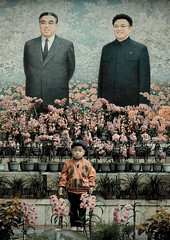 Number 23 in front of the Great Leaders Pyongyang North Korea (Eric Lafforgue) Tags: pictures travel photo war asia picture korea kimjongil asie coree journalist journalists northkorea  dprk coreadelnorte juche kimilsung nordkorea 5930 lafforgue  ericlafforgue   coredunord coreadelnord  kimilsungia northcorea coreedunord rdpc  insidenorthkorea  rpdc   coriadonorte  kimjongun coreiadonorte