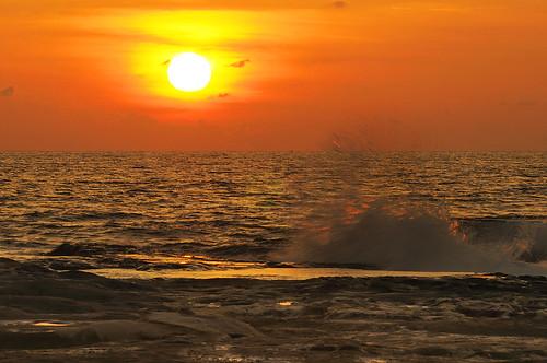 Sunset Tip of Borneo