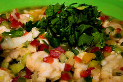 cebiche (Lampeduza) Tags: food fish sebiche