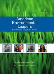 american environmental leaders 2008