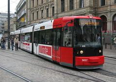 BSAG 3057 [Bremen tram] (Howard_Pulling) Tags: germany deutschland tram bremen trams aeg domsheide gt8n hpulling howardpulling