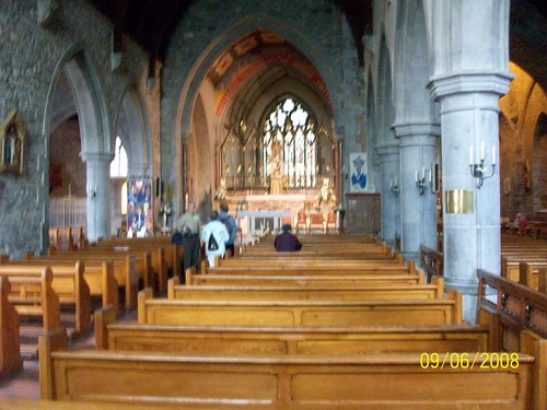 Ireland - Adare - Tridentine Abbey