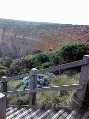 ApostlesEscarp.jpg (bobmendo) Tags: greatoceanroad twelveapostles 12apostles escarpment
