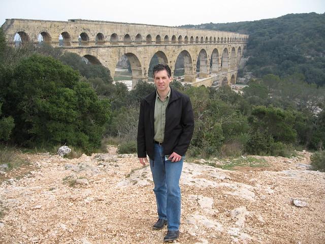 Tom in Avignon