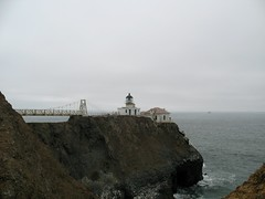 Point Bonita Lighthouse (cmh2315fl) Tags: sanfrancisco california lighthouse fog goldengate marincounty pointbonita ggnra californialighthouse nationalregisterofhistoricplaces historiclighthouse nrhp