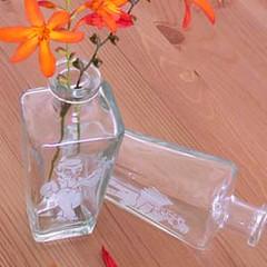 bottle_badger_flwr (BreadnBadger) Tags: glass bottles recycled spout oilandvinegar breadandbadger