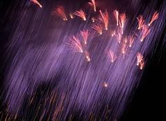 purple streams of rain (EpicFireworks) Tags: stars star fireworks firework bonfire pyro 13g epic pyrotechnics sib