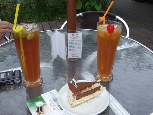 唐妮可☆吃喝玩樂過生活 拍攝的 20080502_松園別館_下午茶_15。