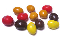 Peanut M&Ms (Indiana Jones)
