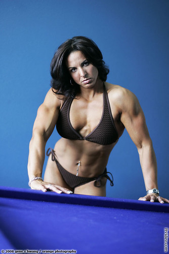 Nicole Ramirez Female Bodybuilder By GeneX