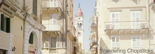 Agios Georgios, Corfu Town, and Vidos Island, Corfu  - Greece 4