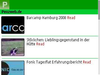 penzweb.de - mobilisiert mit mippin