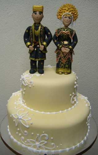 Wedding Cake Indonesia