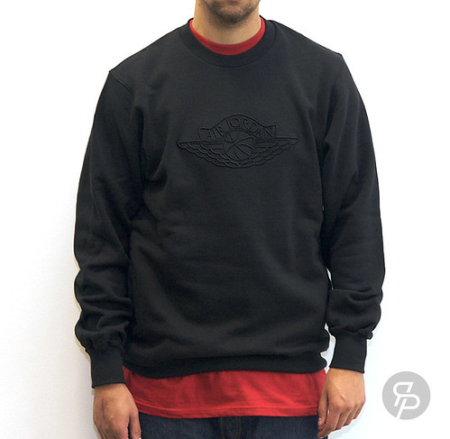 Jordan - Air Jordan Wings Fleece Crew