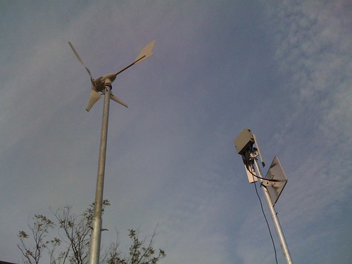 Wireless and wind, coupled winning