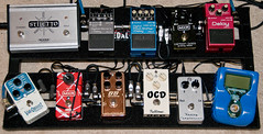 My New Pedalboard (Complete for the moment)