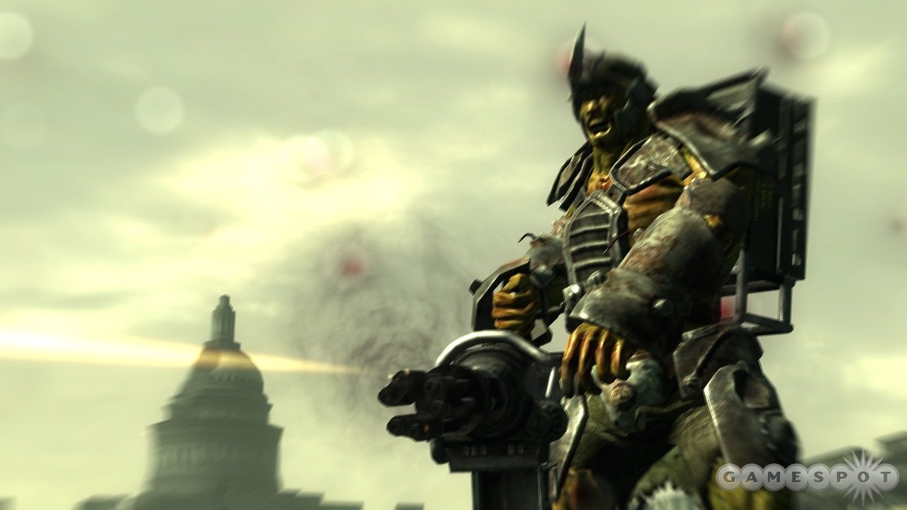 Fallout 3 RELOADED preview 2