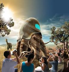 Animaux du Futur Megasquid