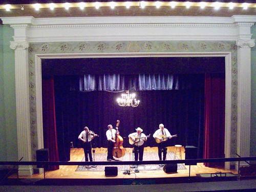 Town Hall Theater, Bainbridge, NY