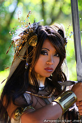 Preview from my newest photoshoot (yayahan.com) Tags: metal cosplay goddess fantasy warrior luis yaya heavy priestess han royo angelicstar