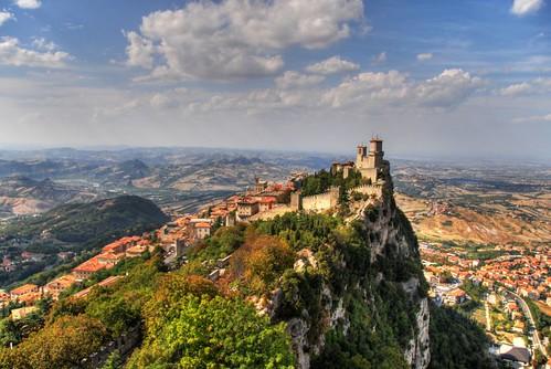 Сан-Марино, Италия - достопримечательности и путеводитель по городу, что посмотреть в окрестностях Равенны, достопримечательности вокруг Равенны
