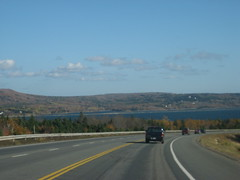 Heading to Cape Breton